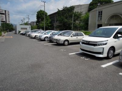 芦屋浜第一住宅9-2住棟/駐車場 芦屋市高浜町のマンション
