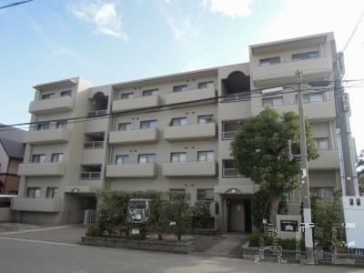 芦屋伊勢町ハウス/外観(北側より)