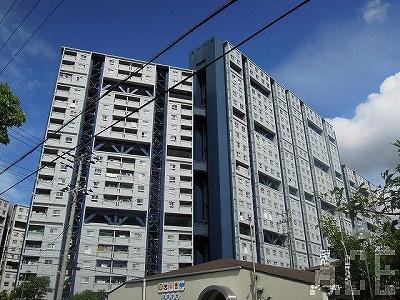 芦屋浜第一住宅/外観 芦屋市髙浜町のマンション