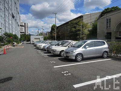 芦屋浜第一住宅/駐車場 芦屋市髙浜町のマンション