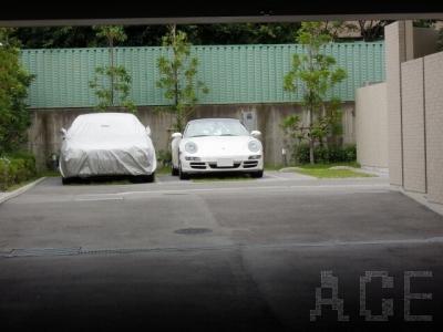 ジオ芦屋楠町/駐車場 芦屋市楠町のマンション