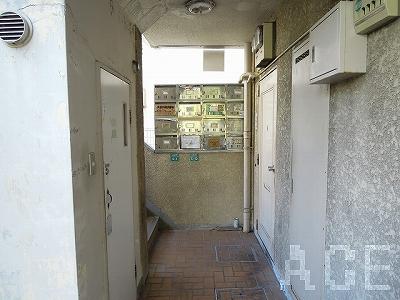 サンロイス芦屋3号館/エントランス 芦屋市上宮川町のマンション