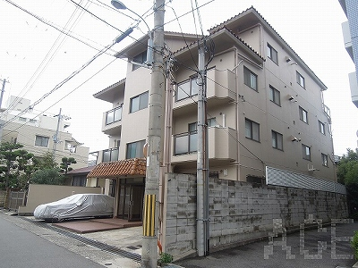 親王塚マンション/外観3