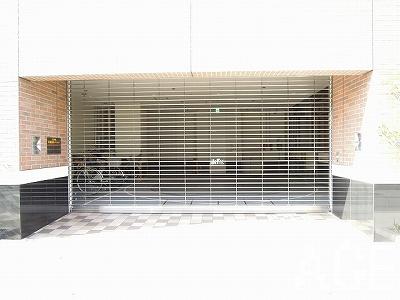 ワコーレ芦屋ザ・マークス/駐車場入口 芦屋市のマンション