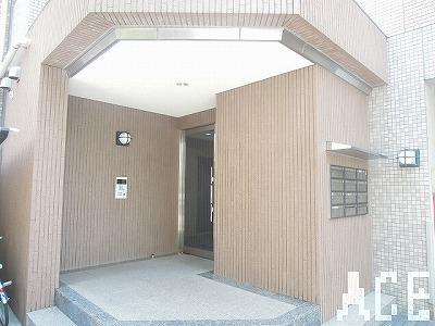 ローズコーポ芦屋/エントランス