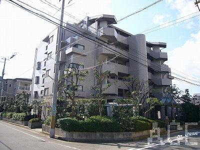 ファミーユ香枦園/外観1 西宮市川東町のマンション