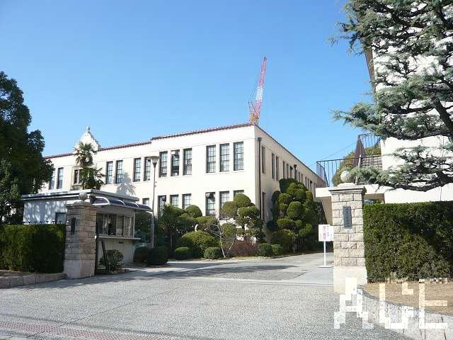 関西学院中学校 西宮市上ヶ原1番町1-155